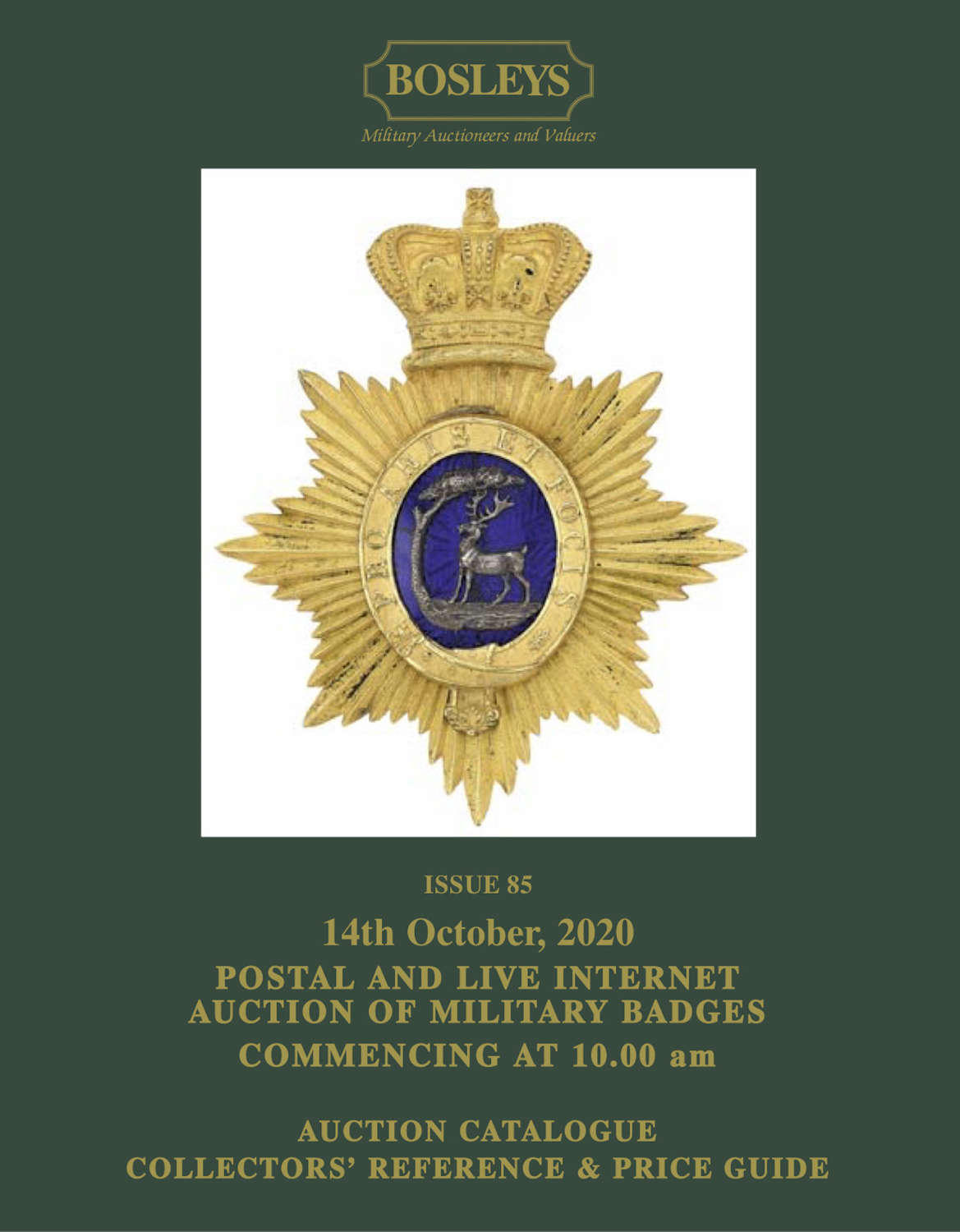 ORIGINAL MILITARY BADGES, TITLES & FORMATION SIGNS OCTOBER 2020