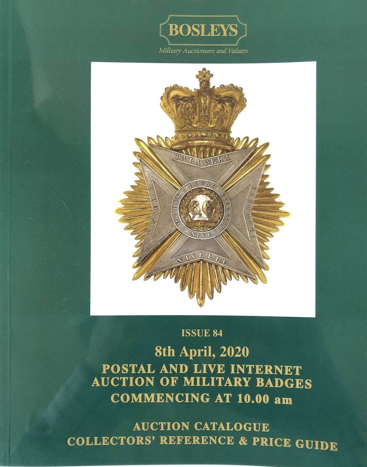 ORIGINAL MILITARY BADGES, TITLES & FORMATION SIGNS JULY 2020